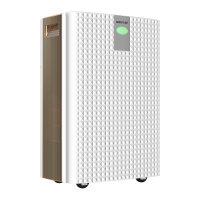 无耗材德国艾儿铂特空气净化器家用卧室除甲醛雾霾pm烟除菌负离子